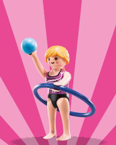 Playmobil 5459 - Figuras Surpresas Serie 6 Feminino #7