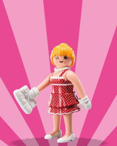 Playmobil 5459 - Figuras Surpresas Serie 6 Feminino #12