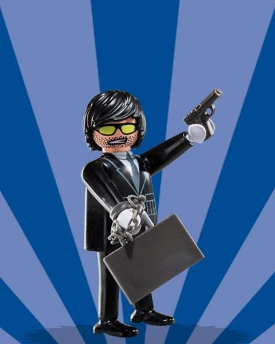 Playmobil  5458 - Figuras Surpresas Serie 6 Masculino #5
