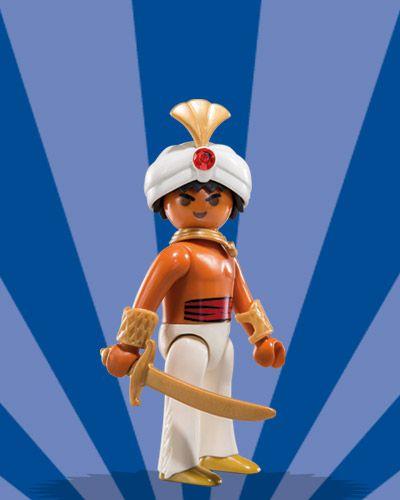 Playmobil  5458 - Figuras Surpresas Serie 6 Masculino #6