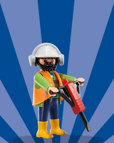 Playmobil  5458 - Figuras Surpresas Serie 6 Masculino #10