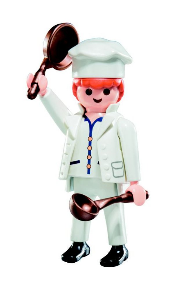 Playmobil 5537 - Figuras Surpresas Serie 7 Masculino #3