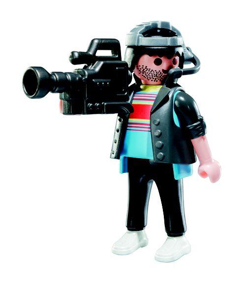 Playmobil 5537 - Figuras Surpresas Serie 7 Masculino #4