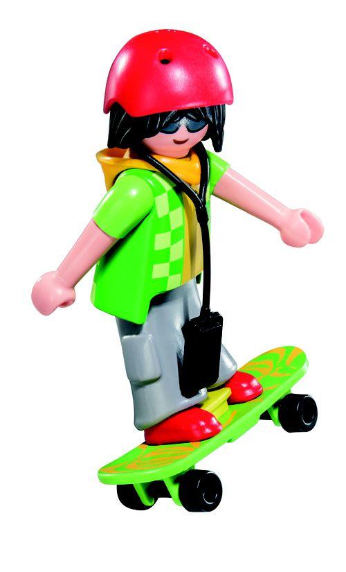 Playmobil 5537 - Figuras Surpresas Serie 7 Masculino #5