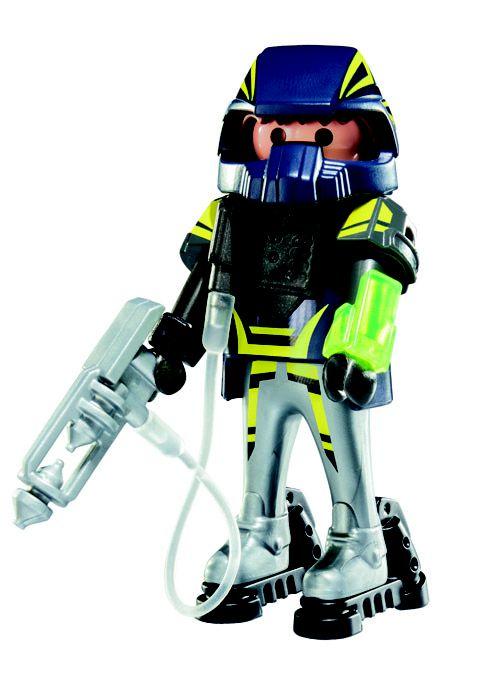 Playmobil 5537 - Figuras Surpresas Serie 7 Masculino #8