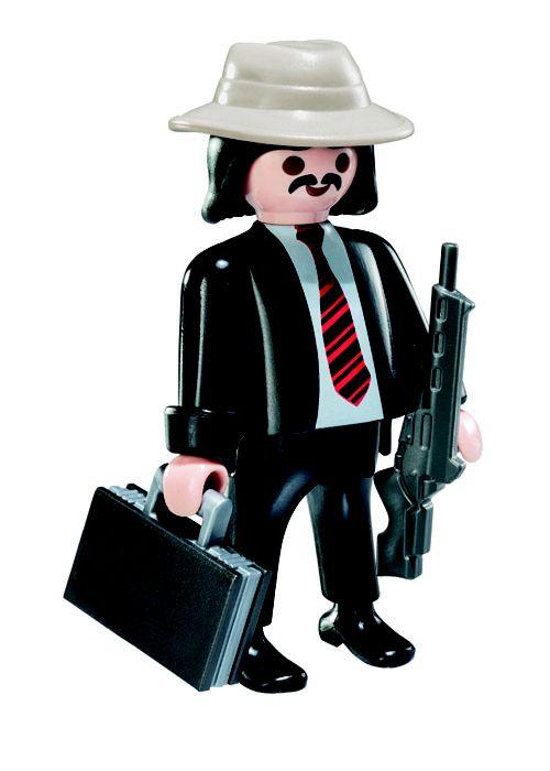 Playmobil 5537 - Figuras Surpresas Serie 7 Masculino #9