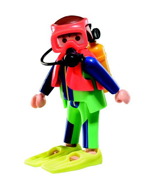 Playmobil 5537 - Figuras Surpresas Serie 7 Masculino #11