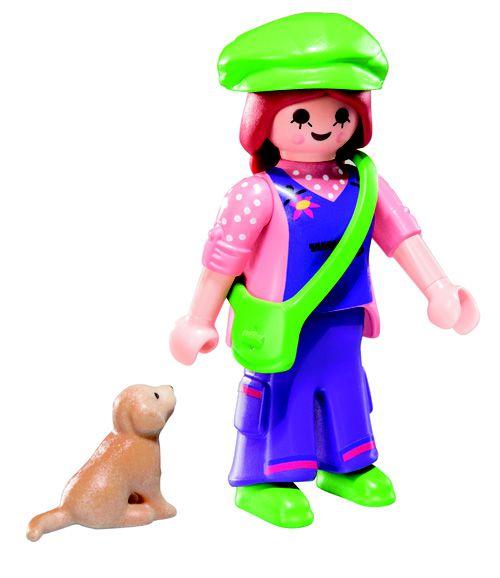 Playmobil 5538 - Figuras Surpresas Serie 7 Feminino #10