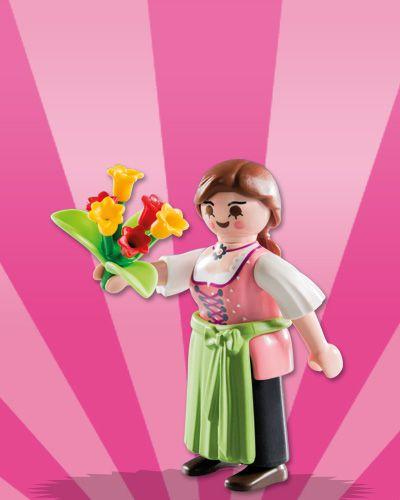 Playmobil 5597 - Figuras Surpresas Serie 8 Feminino #3