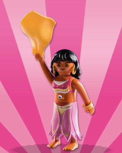 Playmobil 5597 - Figuras Surpresas Serie 8 Feminino #7