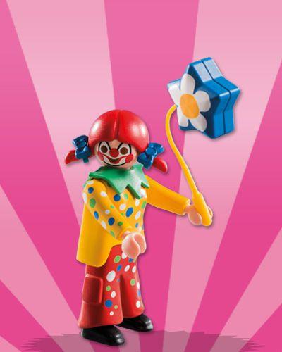 Playmobil 5597 - Figuras Surpresas Serie 8 Feminino #10