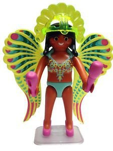 Playmobil 5599 - Figuras Surpresas Serie 9 Feminino #12