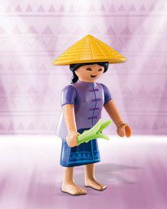 Playmobil 6841 - Figuras Surpresas Serie 10 Feminino #5