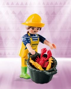 Playmobil 6841 - Figuras Surpresas Serie 10 Feminino #9