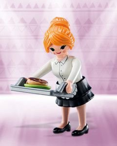 Playmobil 6841 - Figuras Surpresas Serie 10 Feminino #12