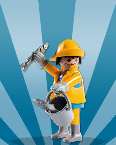 Playmobil 5596 - Figuras Surpresas Serie 8 Masculino #3