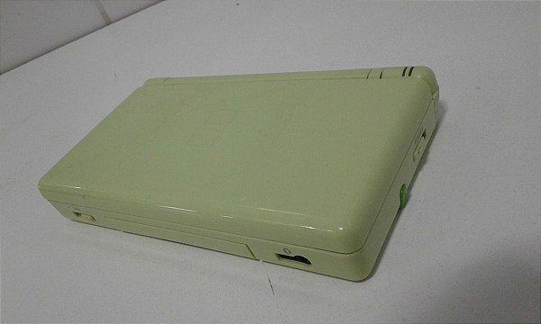 Console Nintendo Ds Lite Lemon com 1582 Jogos