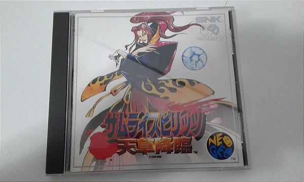 Game Para Neo Geo Cd - Samurai Spirits 4