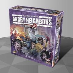 Jogo Angry Neighbors - Expansão, Zombicide
