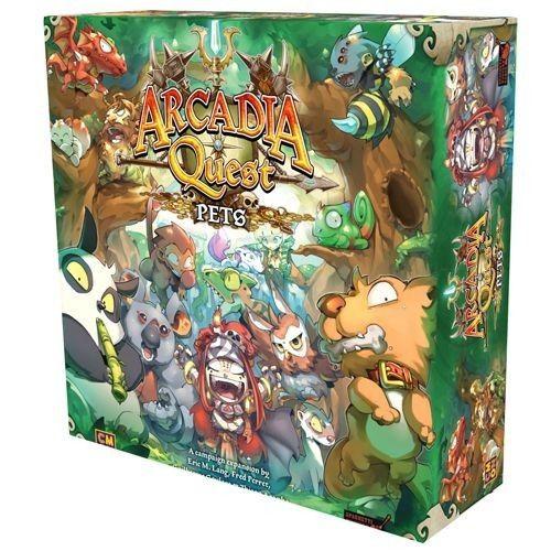 Jogo Arcadia Quest - Pets