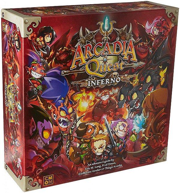 Jogo Arcadia Quest: Inferno
