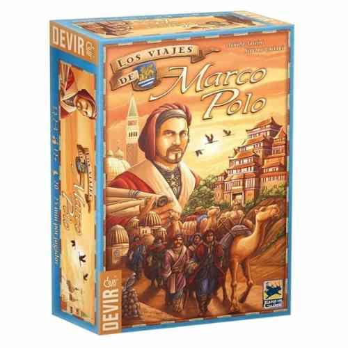 Jogo As Viagens De Marco Polo