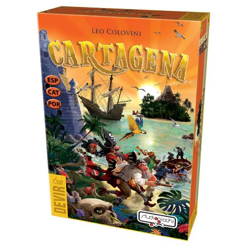 Jogo Cartagena