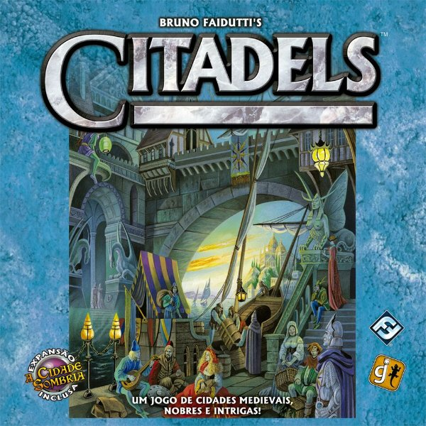 Jogo Citadels