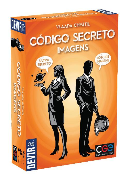 Jogo Código Secreto Imagens