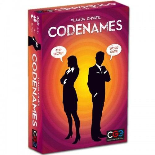 Jogo Codinome Codenames