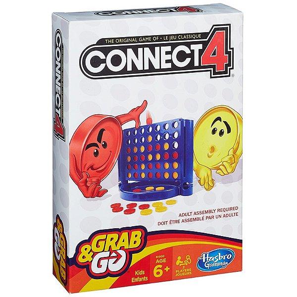 Jogo Conect 4 Grab & Go