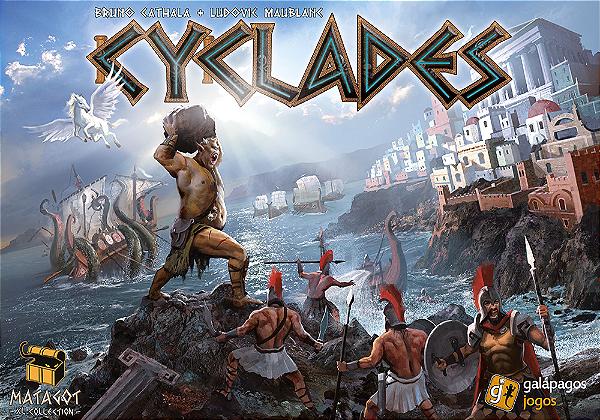Jogo Cyclades
