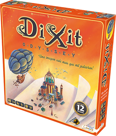 Jogo Dixit Odyssey