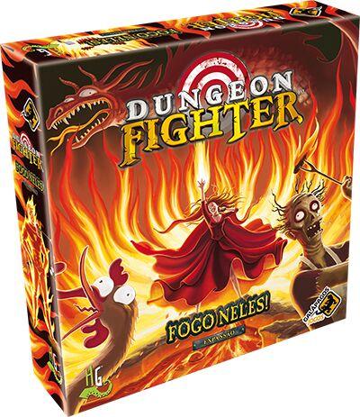 Jogo Dungeon Fighter Expansão Fogo Neles!