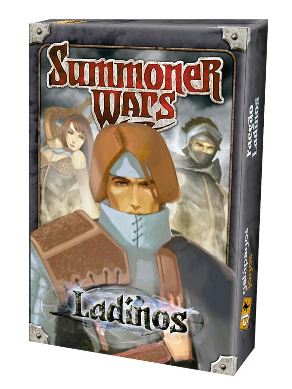 Jogo Facção Ladinos - Expansão, Summoner Wars