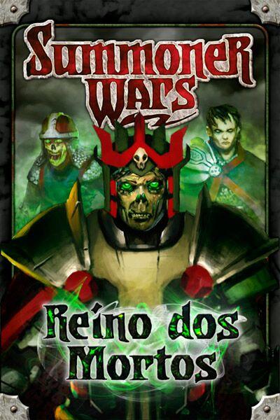 Jogo Facção Reino dos Mortos - Expansão, Summoner Wars