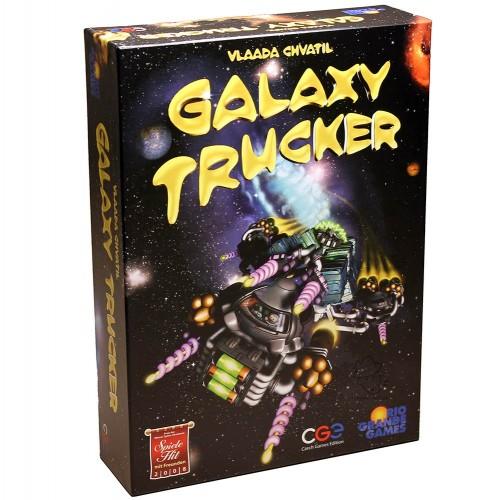 Jogo Galaxy Trucker