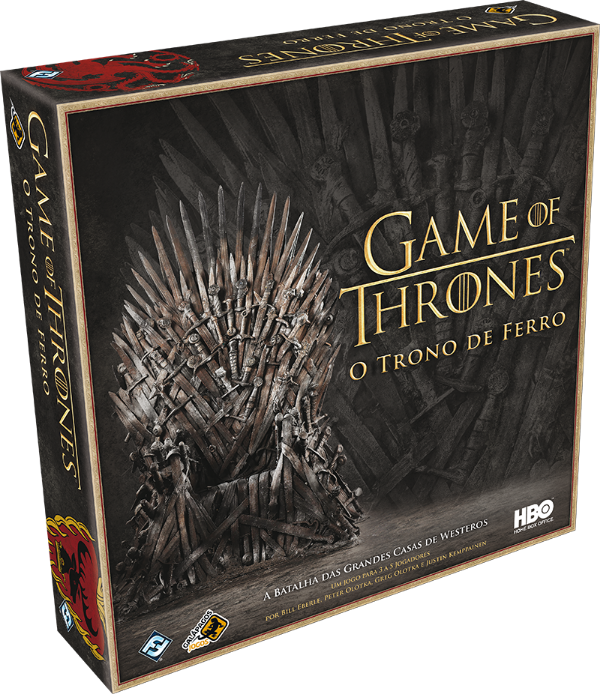 Jogo Game of Thrones O Trono de Ferro