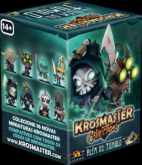 Jogo Krosmaster Arena Expansão Box Miniatura Surpresa Temporada 04