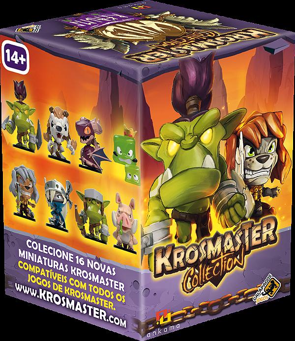 Jogo Krosmaster Arena Expansão Box Miniatura Surpresa Temporada 05