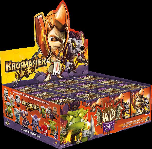 Jogo Krosmaster Arena Expansão Miniatura Surpresa Temporada 05