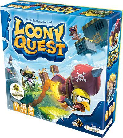 Jogo Loony Quest