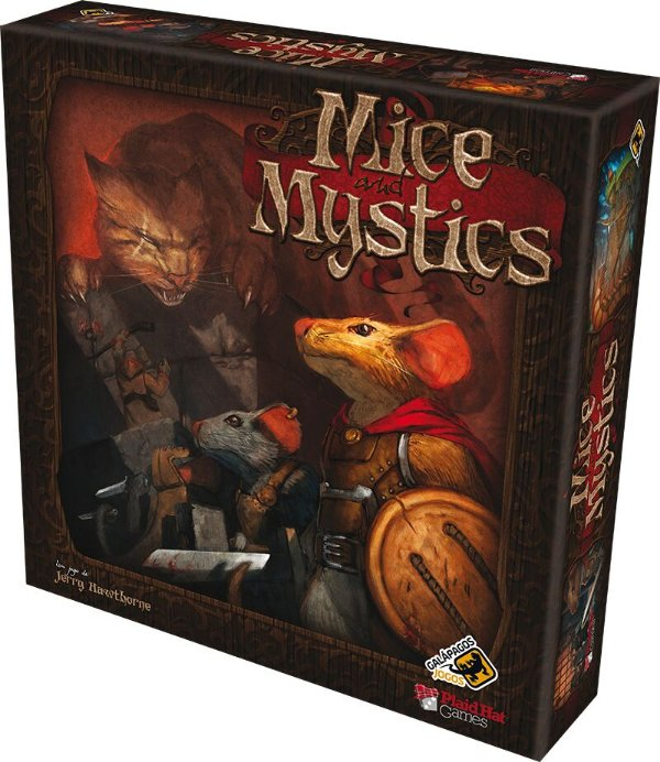 Jogo Mice and Mystics
