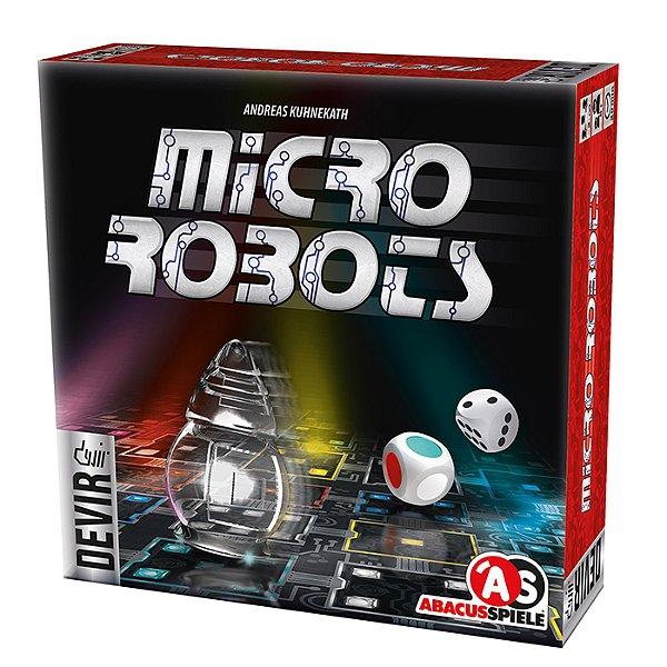 Jogo Micro Robô