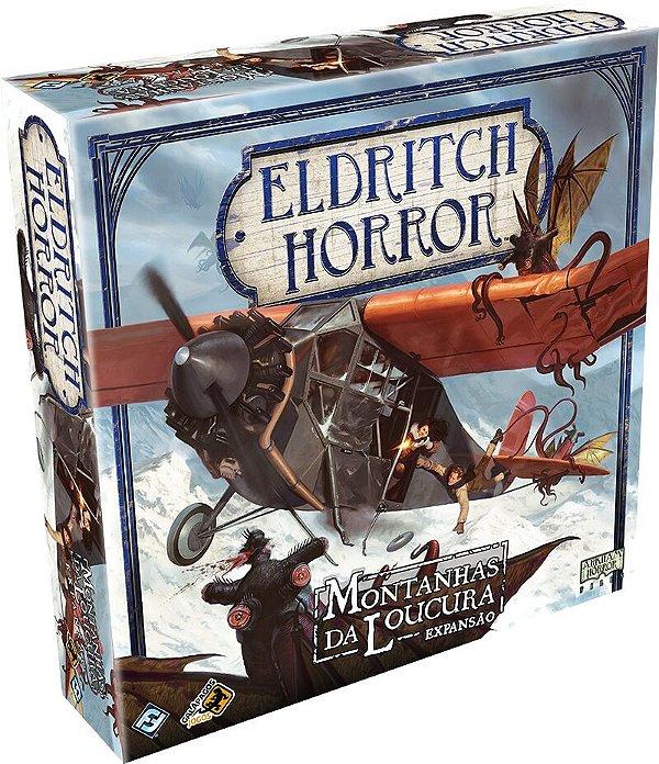 Jogo Montanhas da Loucura - Expansão, Eldritch Horror
