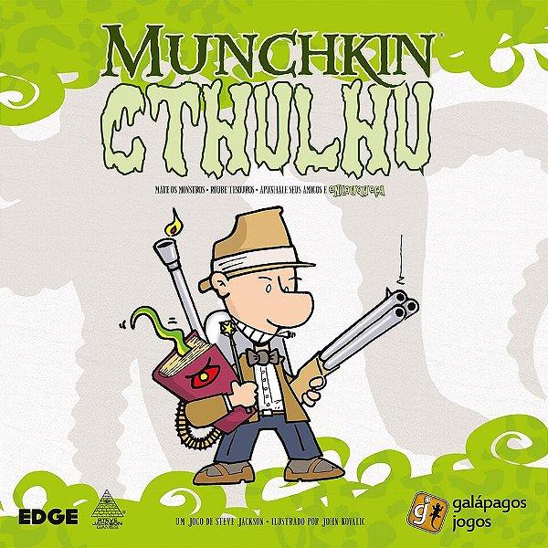 Jogo Munchkin Cthulhu