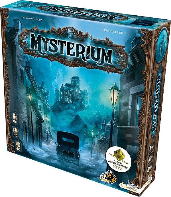 Jogo Mysterium
