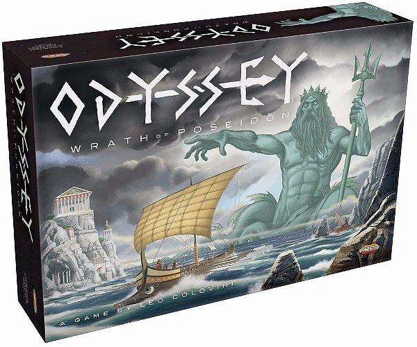 Jogo Odyssey A ira de Poseidon
