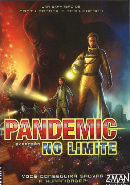 Jogo Pandemic Pandemia Expansão No Limite
