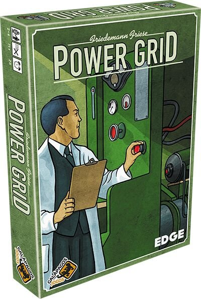 Jogo Power Grid